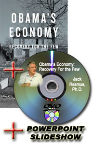 Obama's Economy: Recovery for the Few, by Dr. Jack Rasmus
